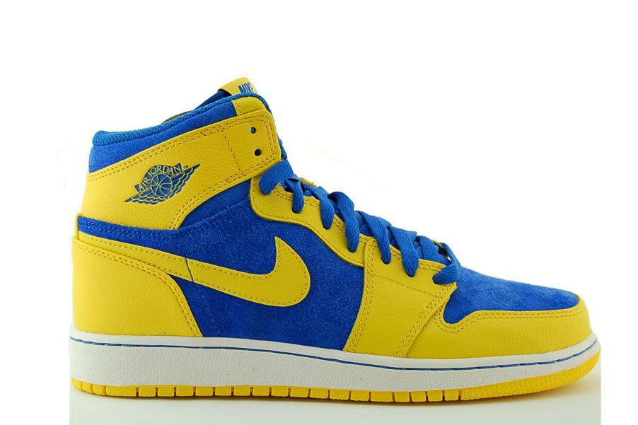 Nike Air Jordan 1 Retro High OG BG Sneaker Schuhe NEU