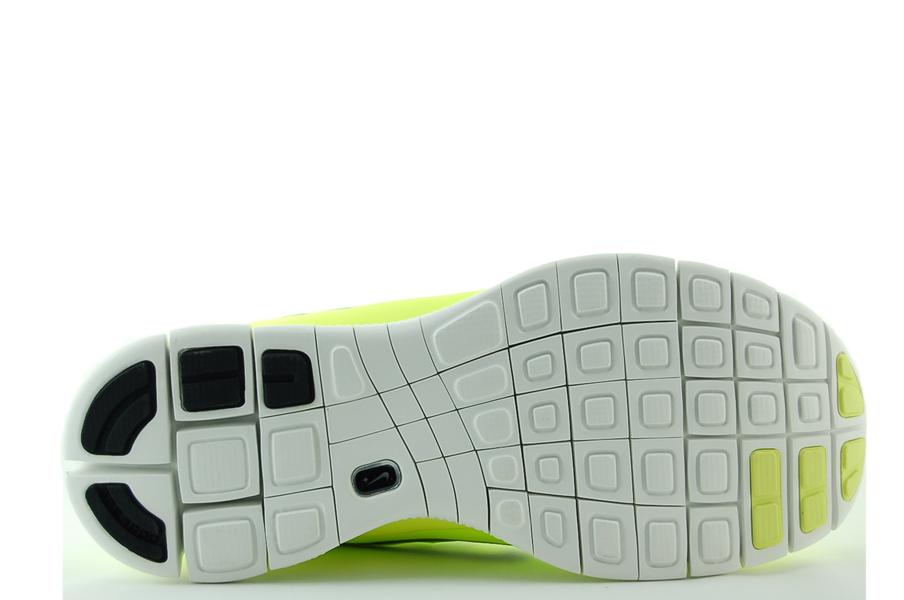 Nike Free 5.0 Damen Neongelb