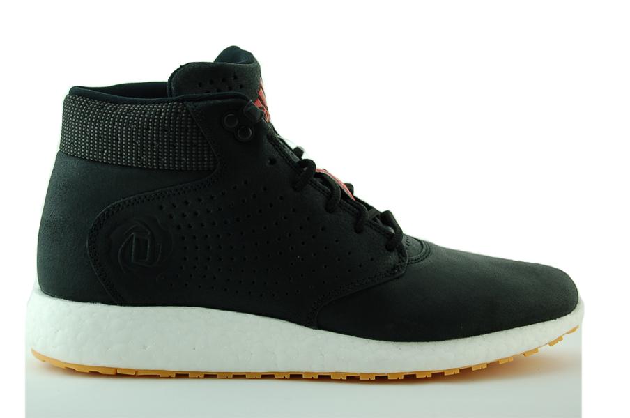 adidas D Rose Lakeshore Boost Sneaker Herren Schuhe Schwarz NEU