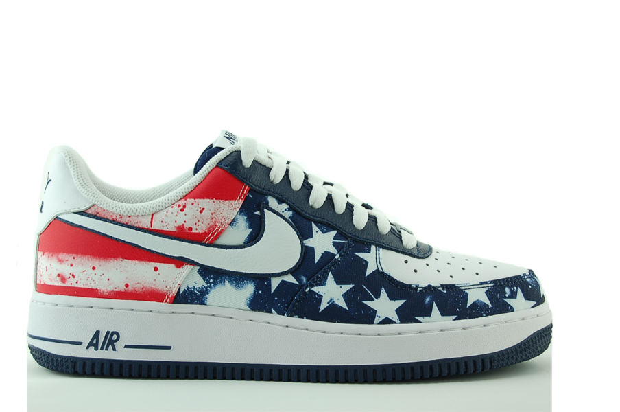 Nike Air Force 1 Sneaker Herren Schuhe NEU