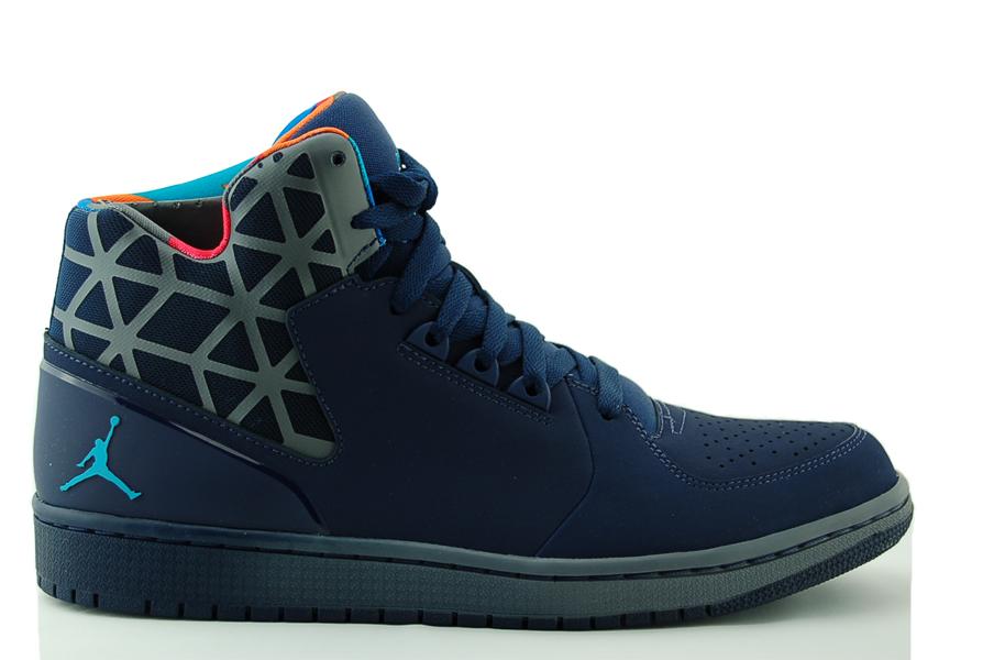 nike jordan 1 flight 3 premium sneaker herren schuhe blau neu. Black Bedroom Furniture Sets. Home Design Ideas