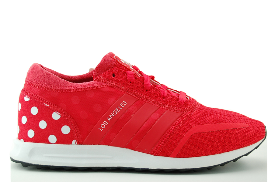 adidas los angeles schuhe rot