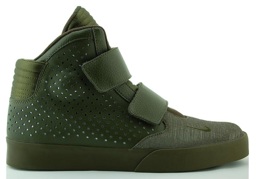 Nike Flystepper 2K3 Sneaker Herren Schuhe Grün NEU