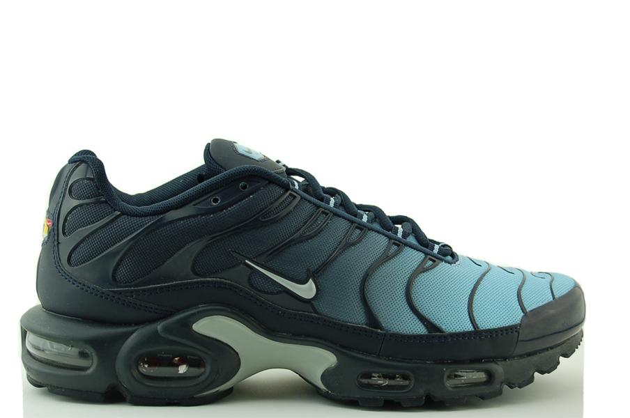Nike Air Max Plus Sneaker Herren Schuhe Blau NEU