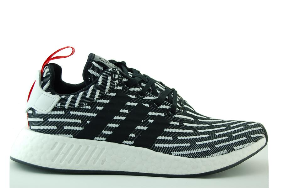 adidas NMD_R2 PK Sneaker Herren Schuhe NEU
