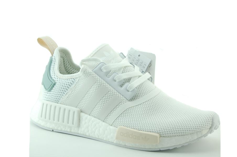 adidas NMD_R1 W Sneaker Damen Schuhe Weiß NEU