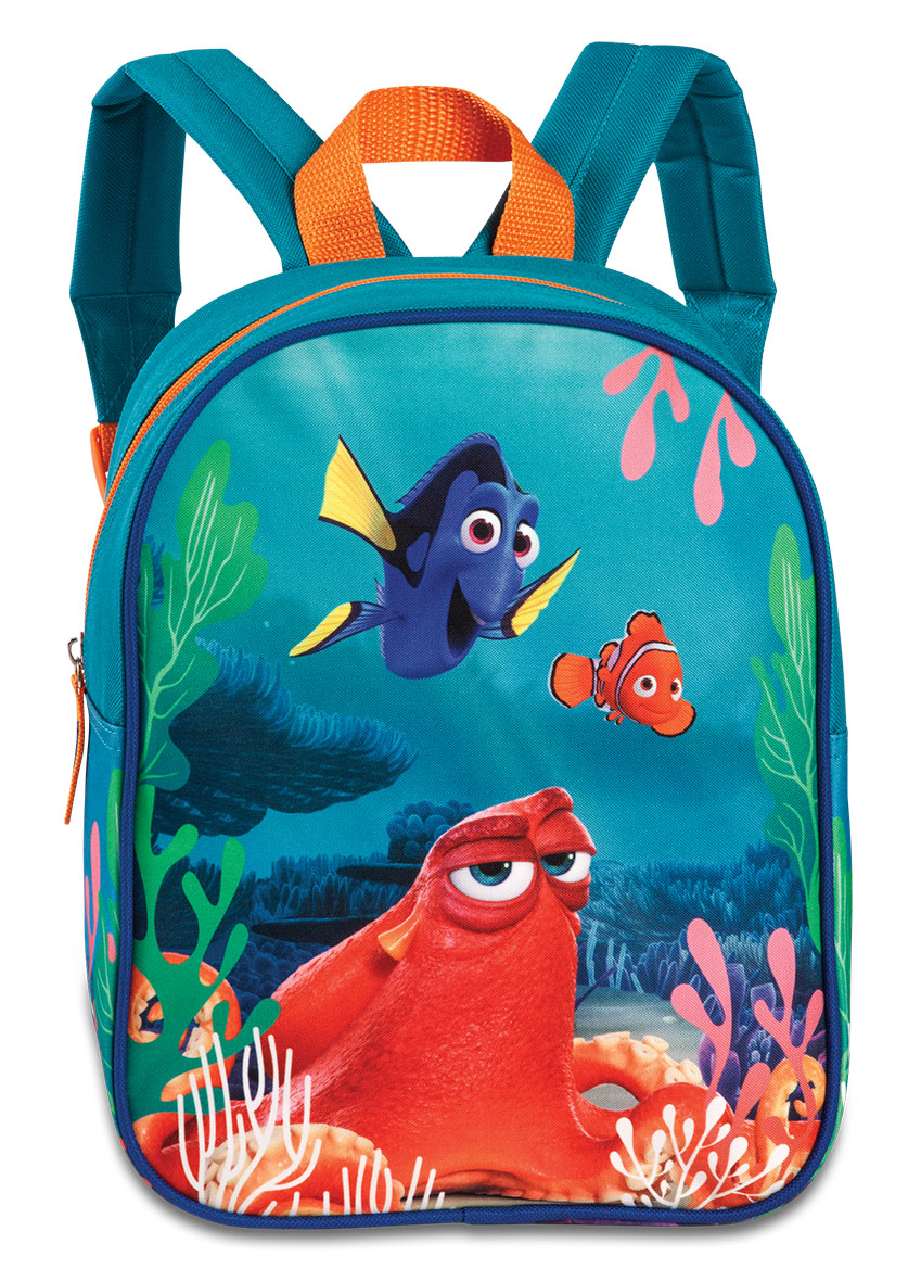 Disney Dory Kinder Tasche Rucksack Trolley Türkis NEU