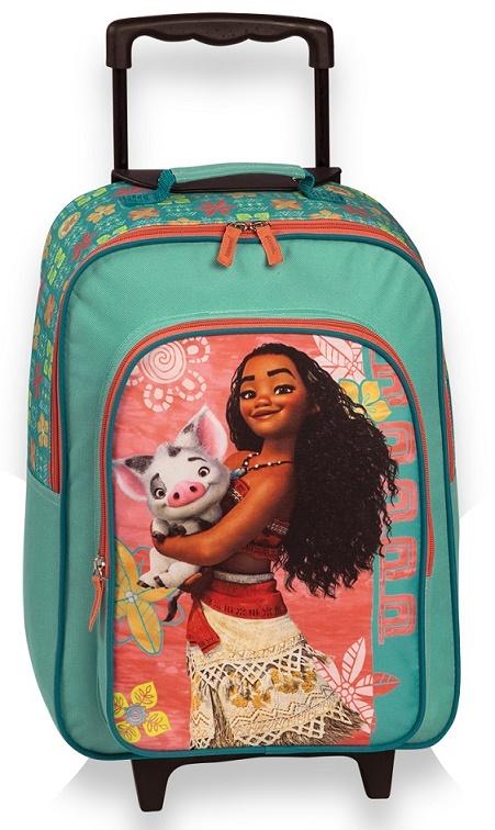Disney Vaiana Kinder Tasche Rucksack Trolley NEU