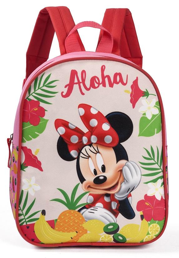 Disney Minnie Mouse Kinder Tasche Rucksack Trolley NEU